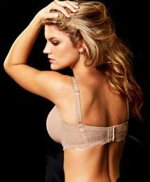388f996676 7610 Plus Size Bra 30 32 34 36 38 40 42 44 46 D DD DDD E F Cup Underwire  Push Up Sexy Lace Bra For Women
