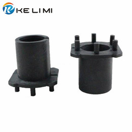 $enCountryForm.capitalKeyWord UK - H7 xenon hid headlight bulb conversion holder base retainers adapter socket For New Mazda 3 5 6 CX-7 MX-5 RX-8 Ople M3 vehicle