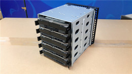 """hdd drive internal 2019 - Wholesale- 5.25"""" to 3.5"""" SATA SAS HDD Hard Drive Cage Adapter Tray Caddy Rack Bracket For 3x 5.25"""" CD-ROM"""