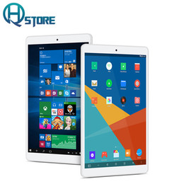 inches teclast tablet Canada - Wholesale- Teclast X80 Pro 8inch Tablet PC Dual OS Windows 10 & Android 5.1 Intel Z8300 Quad Core 2G RAM 32GB ROM HDMI 1920*1200 IPS