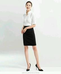 $enCountryForm.capitalKeyWord Australia - 2017 Hot Selling Sexy V-neck One piece Dress Work White and black European Same as Victoria Beckham Fashion Elegant Lady Dresses