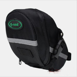 China B-SOUL Outdoor Cycling Bike Saddle Bag Waterproof Back Seat Tail Package Bicycle Accessories suppliers