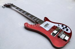 China Wholesale! Ricken 4 Strings Bass 4003 Electric Bass Guitar red High Quality Bass Guitar Hard case suppliers