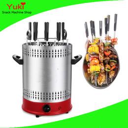 $enCountryForm.capitalKeyWord Canada - Electric Vertical Kebab Grill Doner Kebab Machine Smokeless Rotary bbq Grill Electric Barbecue Grill Kebab Machine For Sale