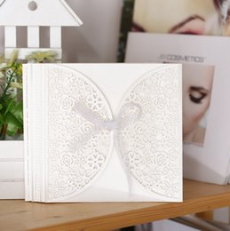 Blank business cards nz buy new blank business cards online from 2017 hot delicate carved romantic wedding invitations card with insert paper blank card wedding business party birthday invitatio reheart Images