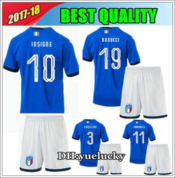 ... 17 18 ITALY WORLD CUP national team home kits soccer Jersey 17 18  CANDREVA CHIELLINI EL ... f788347e2d