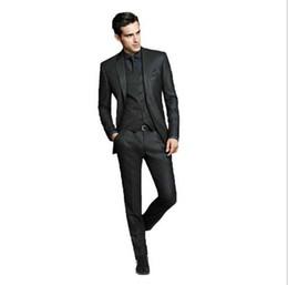 Discount Best Men Business Slim Fit Suits | 2017 Best Men Business ...