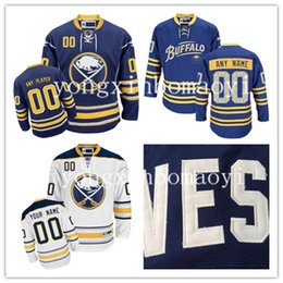 c3fcee7c9 ... Buffalo Sabres Jersey Mens Personalized Customized Jerseys With Any  Name and Any Number 100% Stitched ...