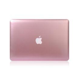 "Macbook Air Skins 13 Canada - Rubberized Case Cover + Keyboard Skin for MacBook Air Pro Retina 11"" 12"" 13"" 15"""
