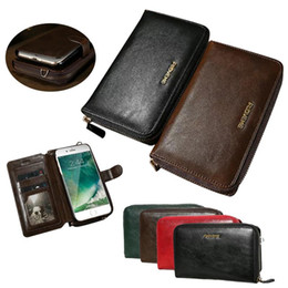 $enCountryForm.capitalKeyWord Canada - Wallet Case Leather Pouch with Card Slots Photo Frame Lanyards Multi function Flip Folio case For iPhone 6 6s 7 Plus Opp Bag
