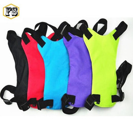 Free Car Media Canada - PET Supply Dog Accessories Dog Car Harnesses Mesh Cloth Harness Car front seat dog harness wholesale free shipping