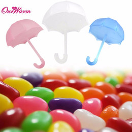 $enCountryForm.capitalKeyWord Canada - 12pcs lot Umbrella Design Candy Box Wedding Bags for Sweets Wedding Favors and Gifts Boxes for Christmas Party Favors Wholesale
