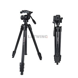 Chinese  Weifeng WF-6720E Professional Universal Aluminum Tripod with Fluid Head for Camera manufacturers