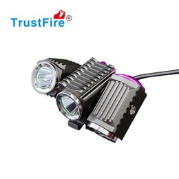$enCountryForm.capitalKeyWord UK - LED Bicycle Light Bike Headlight Cycling motorcycle Head Lamp 1200 Lm 3 x CREE XM-L T6 Rechargeable 18650 Battery Pack Charger Rubber Ring