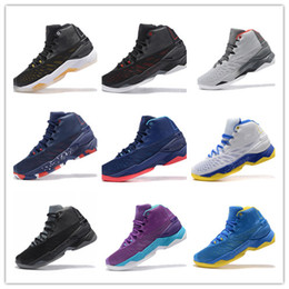 ea166978434 Charged Foam Christmas Purple Father Surprise Party Reign Home Stephen Curry  1 One mens basketball shoes curry 46 men