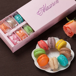 Packaging For Macarons Packaging macarons wholesale nz buy new packaging macarons high quality 100pcs lot 2011115 fashion 12 lattices macarons chocolate packaging box for party free shipping sisterspd