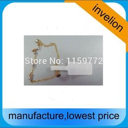Uhf Rfid Sticker Australia - Wholesale- jewelry sticker rfid tags uhf 840-960mhz gen2 passive alien h3 rfid Jewelry tag paper label adhesive anti-theft