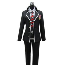 Chinese  Blue Exorcist Ao No Exorcist Okumura Rin Uniform Cosplay costume manufacturers