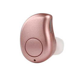 $enCountryForm.capitalKeyWord UK - S530 Plus Bluetooth Headset Microphone Mini Earphone Wireless Earbuds Car Handsfree Headphone In-ear for iphone 7 Samsung HTC Universal