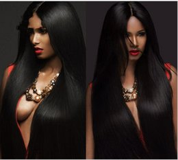 $enCountryForm.capitalKeyWord UK - Virgin Hair Density Is Greater Than 150 Silk Wig Full Lace Wig My Shoes And Basis Of Brazil 5.5 x 5.5 Silk Baby Hair Wigs Higher Cordon Silk