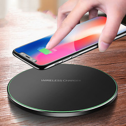 ingrosso qi ricevitore wireless charger-Qi veloce senza fili del caricatore C0042 W Quick Charge caricatore del telefono Charger Wireless Ricevi per iPhone Plus s Plus s c