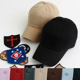 2c1a6cc5037 TSNK NEW high quality Man Woman Tactical Cotton Basic Running Hat Fashion  Baseball Cap Sunshade Sunhat (9 Colors)