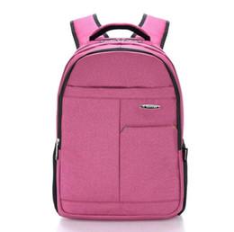 sac à dos d'ordinateur portable de 13 pouces des hommes de polyester de demande élevée pour des sacs de voyage d'étudiants d'université