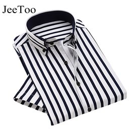 Discount Men Striped Formal Shirt | 2017 Striped Formal Shirt Men ...