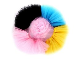 Jupe Tutu En Bambou En Gros Pas Cher-0-2T tutu Jupes Filles Bébé Vêtements Cosplay Cosplay Costumes TuTu Jupes Vêtements de Danse Toddler Gaze Stade Usure Infant Vêtements Vente en gros