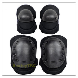 $enCountryForm.capitalKeyWord Canada - Knee Pads Elbow Protection Kit for BDSM Plays Bondage Gear for Long Time Crawling Slave Costume Fetish Sexual Accessory