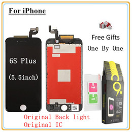 3d glasses display online shopping - For iPhone s Plus inch LCD Display Touch Screen Digitizer Full Assembly Quality AAA No dead Pixel With Good D Touch Toughened glass