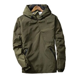 China Mens Bomber Jacket Spring Basic Coats reflective hooded windbreaker jackets Long Sleeve Tactical Hoody Pullover Quick Dry cheap jacket reflective suppliers