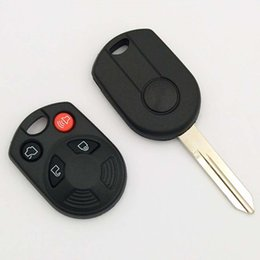 Best car 4 button replacement remote key shell Fob key cover for Ford Focus 3 parts & Focus Parts Online | Ford Focus Parts for Sale markmcfarlin.com