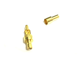 Open Connectors Australia - RF Coax SMB Male Open Window for RG316 RG174 Cable Connector Plug
