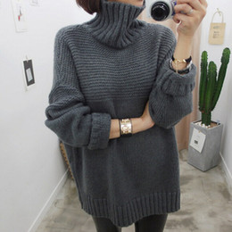 Huge Turtleneck Sweater - Baggage Clothing