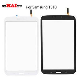 $enCountryForm.capitalKeyWord Australia - For Samsung Galaxy Tab 3 SM-T310 T310 Touch Screen -- Tested Good Working Black White Sensor Digitizer Assembly + Tools