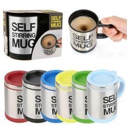 $enCountryForm.capitalKeyWord Canada - Leakproof Self Stirring Coffee Mug Automatic Stainless Coffee Mixing Cup Blender Travel Mug 401-500mL Tea Coffee Cup