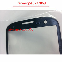 China Replacement Outer Glass For Samsung Galaxy S3 i9300 i535 L710 i747 LCD Touch Screen Front Glass Outer Lens suppliers