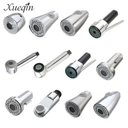 Wholesale  Xueqin Kitchen Bathroom Tap Faucet Mixer Pull Out Shower Head  Matching Water Spray Replacement Head SprinklerPull Out Bathroom Faucet Spray Online   Pull Out Bathroom Faucet  . Bath Faucet With Pull Out Spray. Home Design Ideas