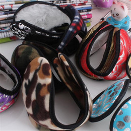 $enCountryForm.capitalKeyWord Canada - Fashion Earmuffs Mens Womns Winter Camouflage Plush Ear Hats Caps Cycling Running Accessories Winter Ear Muffs for Women Men DHL Free
