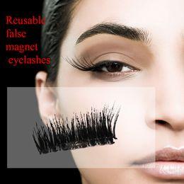 a2315543d0 IndIvIdual lashes box online shopping - Magnetic Eye Lashes D Mink Reusable  False Magnet Eyelashes Extension