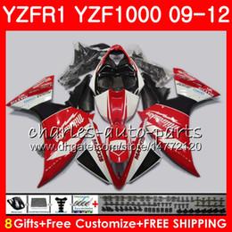 $enCountryForm.capitalKeyWord Australia - Body For YAMAHA YZF 1000 R 1 red black YZFR1 09 10 11 12 Bodywork 85NO61 YZF1000 YZF R1 2009 2010 2011 2012 YZF-1000 YZF-R1 09 12 Fairing