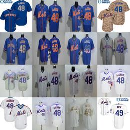 edffea373 ... 2017 Cheap Cool Flex Base Men Women Youth New York Mets 48 Jacob deGrom  49 Jonathon ...