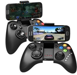 Tablet Wireless Controller Australia - Wireless Bluetooth Game Gaming Controller for Android   iOS MTK phone Tablet PC TV BOX Joystick