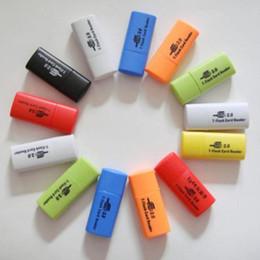 100 stks Hoge Kwaliteit Nieuwe Type E USB Transflash Micro SD TF-geheugenkaartadapterlezer 1 GB 2GB 4GB 8GB 16 GB 32GB GRATIS
