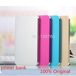 Iphone 4s battery new online shopping - HOT sale October listed new power bank6500mah battery color for iPhone s s samsung fast shipping
