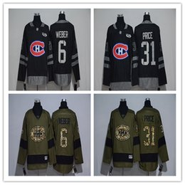f9a120742 ... salute service ice jerseys canada 2017 new mens stitched montreal  candiens 6 shea weber