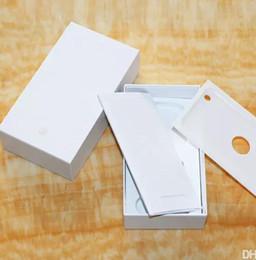 Caixas de varejo de celular com acessórios (sem microfone) para X 8 8 mais 7US / EUplug 32G 128G venda por atacado