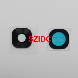 Новый Задняя Крышка Заднего Стекла Камеры Объектива + Клей Наклейка Для Samsung Galaxy S7 S7 Edge