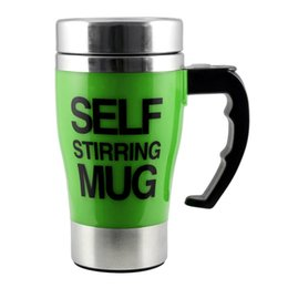 $enCountryForm.capitalKeyWord Canada - Electric Protein Shaker Blender Mixing Coffee Cup Continental Cup Lazy Self Automatic Stirring Mug Water Bottle